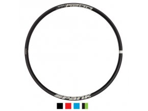 OOZY Trail395+ Rim black