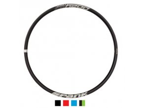 OOZY Trail295 Rim black