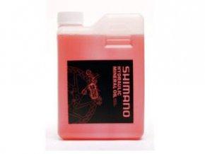 Minerálny olej pre kotúčové brzdy 1000ml