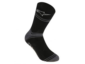 AS Summer Socks Black Gray 01