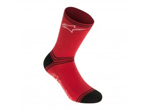 AS Winter Socks Red Black 01