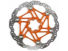 HOPE Floating disc orange 01