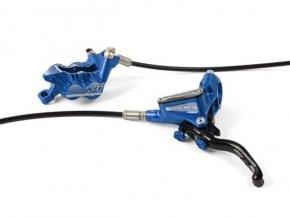 Brzda Tech3 V4 modrá 01