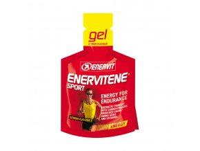Gel ENERVITENE Sport citron