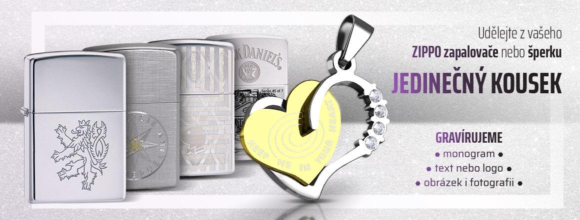 Pomocí gravírování diamantovým hrotem vytváříme jedinečné dárky nebo originální reklamní předměty.