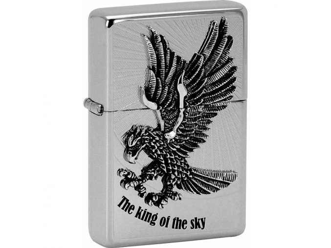 Zapalovač Zippo King of the Sky 28171