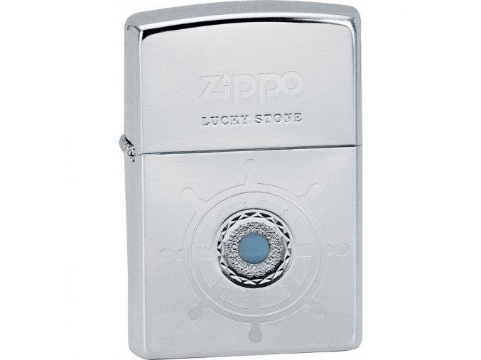Zapalovač Zippo Lucky Stone 28167