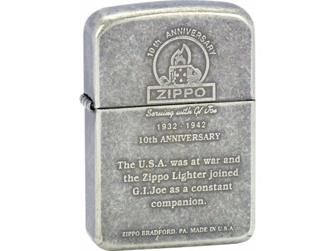 Zapalovač Zippo HISTORY 28172