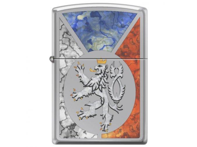 Zippo Fuzion Czech Lion 22030