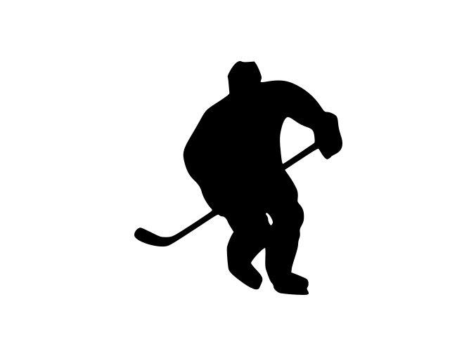 Samolepka - Hokej