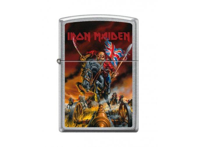 Zippo Iron Maiden Maiden England 8557