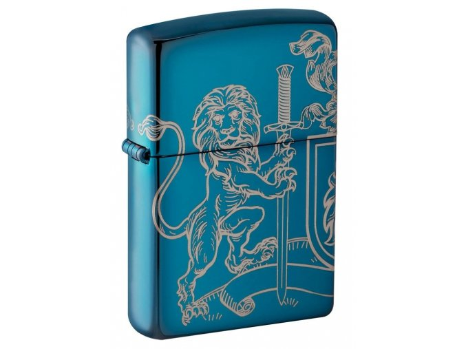Zippo Medieval Coat of Arms 49126