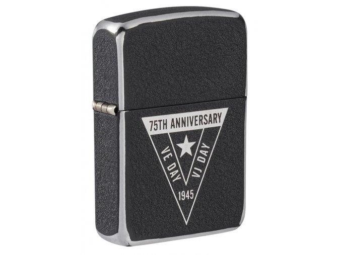 Zippo VE/VJ 75th Anniversary Collectible 49264