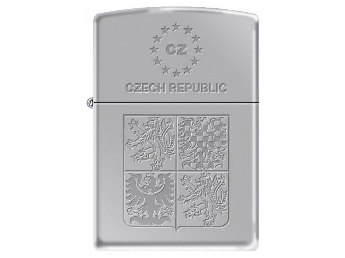Zippo Czech Emblem 21362