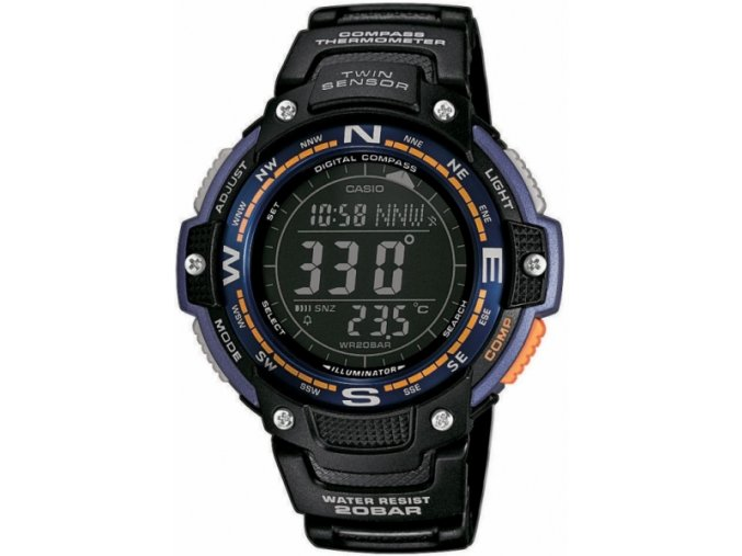 Casio Sport SGW-100-2B
