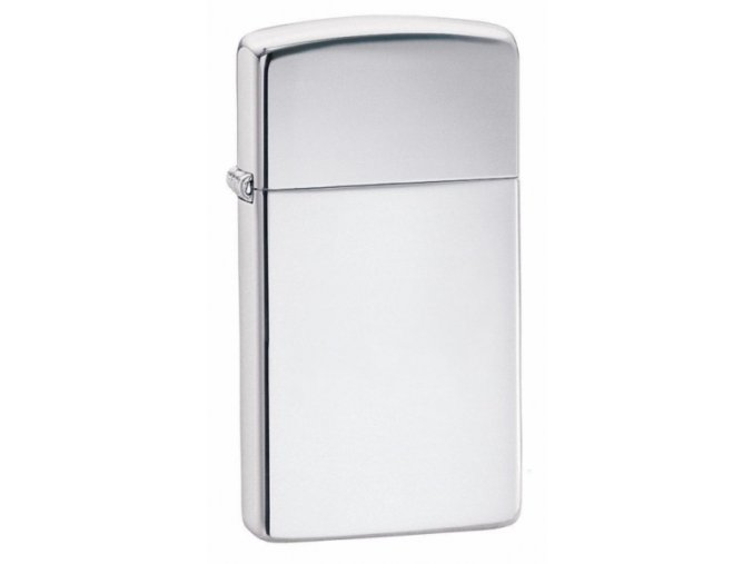 Zippo High Polish Chrome Slim 22071