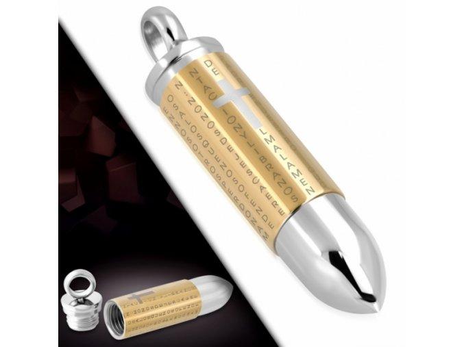 """<img src=""""www.gravon.cz/přívěšek.jpg"""" alt=""""Přívěšek z chirurgické oceli - Bullet SPK182T Nábojnice"""">"""