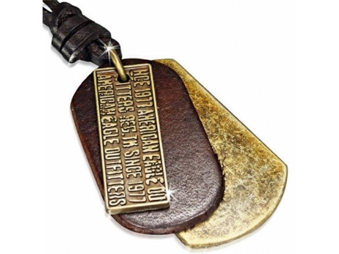 """<img src=""""www.gravon.cz/nahrdelnik.jpg"""" alt=""""Kožený náhrdelník - Psí známka s kůží"""">"""