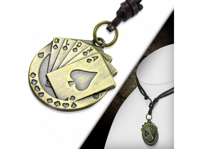 """<img src=""""www.gravon.cz/nahrdelnik.jpg"""" alt=""""Kožený náhrdelník - Karty, Poker"""">"""