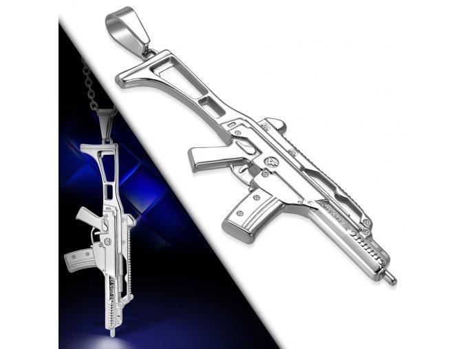"""<img src=""""www.gravon.cz/přívěsek.jpg"""" alt=""""Přívěsek útočná puška G36 chirurgická ocel"""">"""