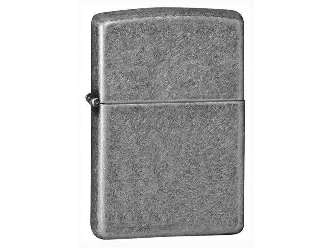 Zapalovač Zippo Antique Silver Plate 27009