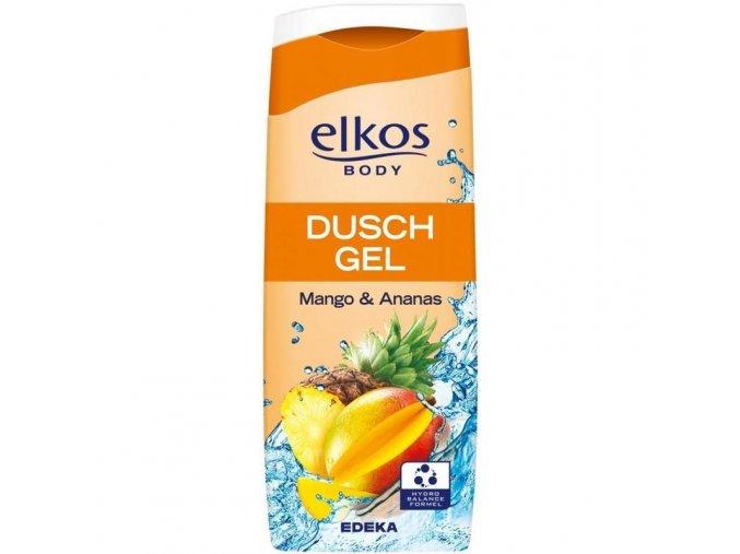Elkos sprchový gel mango a ananas 300ml