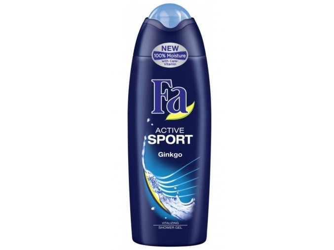 Fa sprchový gel pro muže Active Sport 250ml