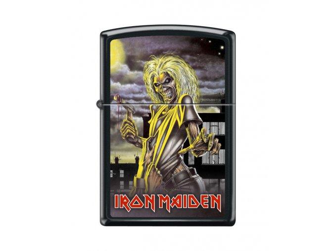 Zippo Iron Maiden Eddie 7680