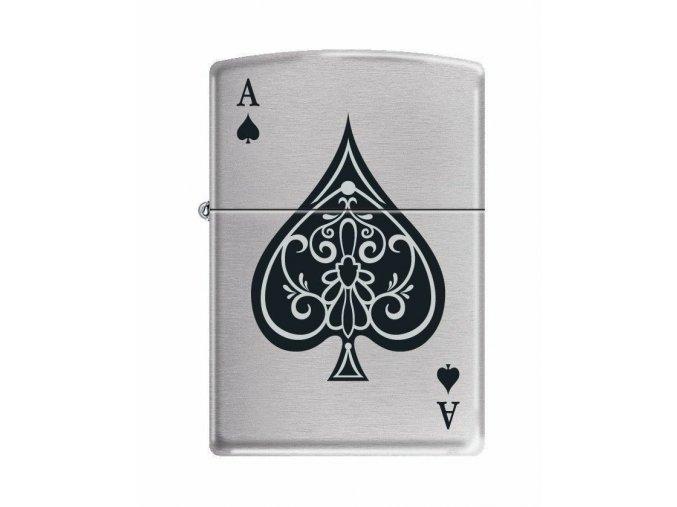 Zippo Ace of Spades 8897