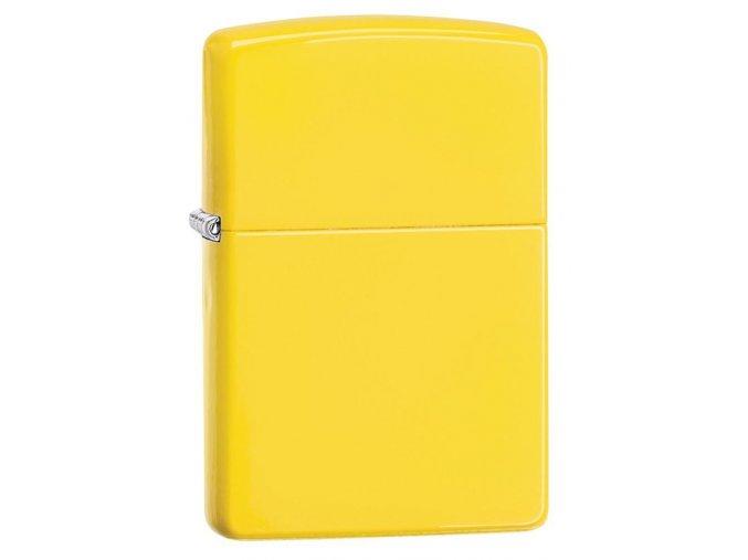 Zippo Lemon Matte 26370