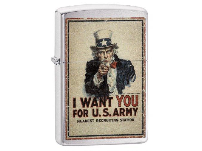 Zippo US Army 29595