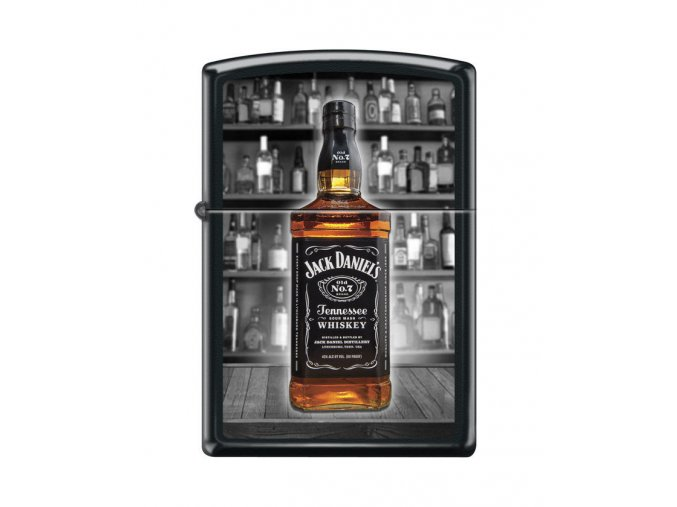 Zippo Jack Daniels Old No. 7 6605
