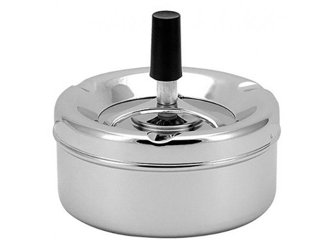 Venkovní samozhášecí popelník 110 mm