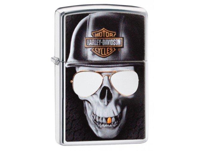 Zippo Harley Davidson 29739 lebka