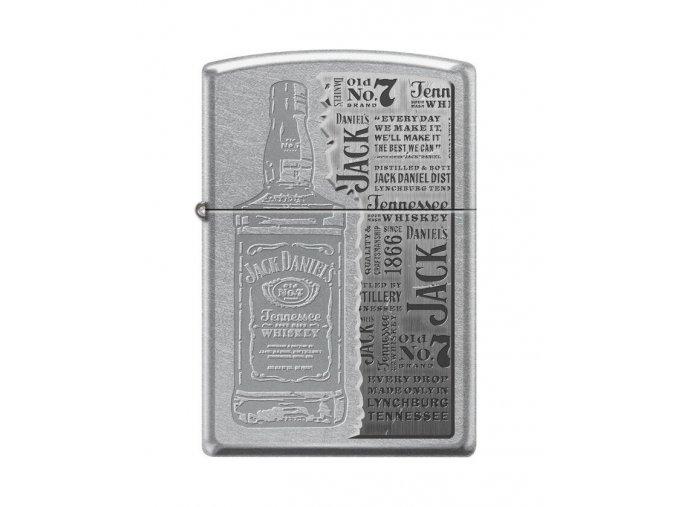 Zippo Jack Daniels 0921 lahev