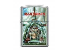 Zippo Iron Maiden Aces High 8542