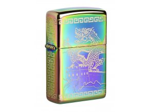 Zippo Great Wall of China 26886