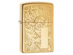Zippo Brass Venetian 24010
