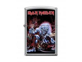 Zippo Iron Maiden 8533