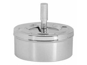 Venkovní popelník 110 mm 12453