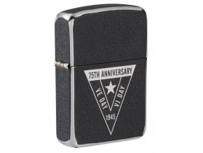 Zippo VE/VJ 75th Anniversary Collectible 49264