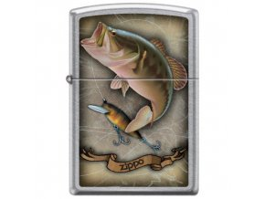 Zippo Fish hook and rope 25572