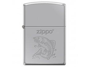 Zippo zapalovač Fish 22102