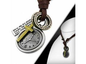 """<img src=""""www.gravon.cz/nahrdelnik.jpg"""" alt=""""Kožený náhrdelník - Hodiny a Křížek"""">"""