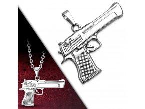 """<img src=""""www.gravon.cz/přívěsek.jpg"""" alt=""""Přívěsek pistole Desert Eagle chirurgická ocel"""">"""