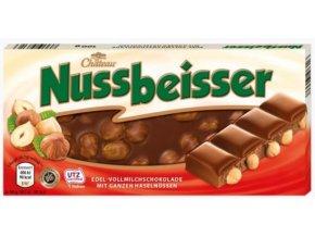 "<img src=""www.gravon.cz/cokolada.jpg"" alt=""Chateau Nussbeisser mléčná čokoláda s celými lískovými ořechy"">"