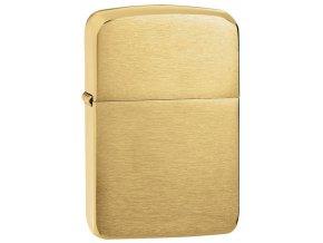 Zippo Vintage Brushed Brass 23050