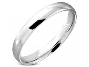 Prsten lesklý chirurgická ocel RRR241