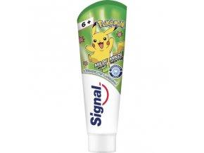 Signal zubní pasta pro děti Pokémon 75ml
