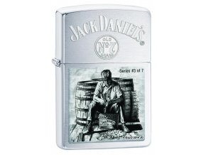 Zippo Jack Daniels 28755 JD scenes 3 Limited Edition